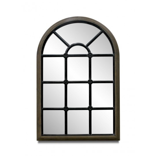 SMALL GIORGIAN ARCH MIRROR