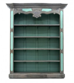 SHORT OPEN SHELVES FRENCH WITH SIDE PANEL PROFIL
