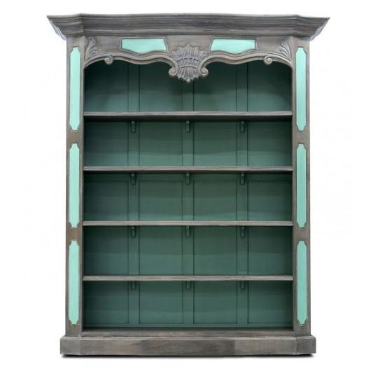 Frech Open Bookshelf