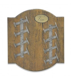 SMALL SQUARE WINE WALL RACK