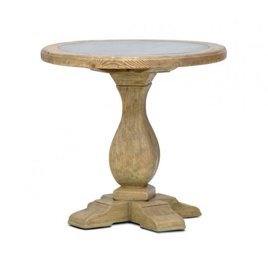 Camargue Round End Table