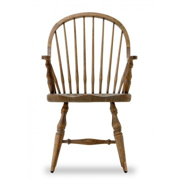 ARM CHAIR (SMOKE HOUSE RUSTIC LIGHT)-A