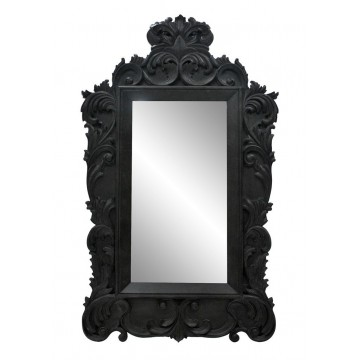 MIRROR POMIRO GRAND WALL ( BLACK RUSH )
