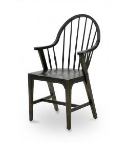 WINDSOR TAPERED LEG ARM CHAIR - SEAT 20mm