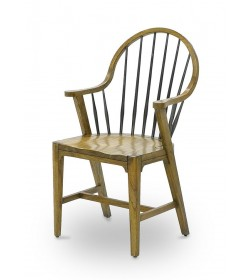 WINDSOR TAPERED LEG ARM CHAIR SEAT 30mm