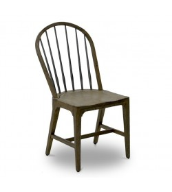 WINDSOR TAPERED LEG SIDE CHAIR WIDE