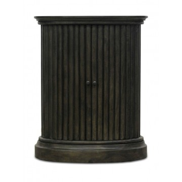 REGENCE RIBBON PEDESTAL ( IRON BROWN )