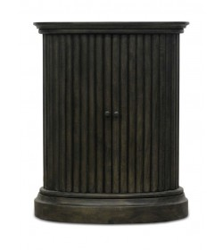 REGENCY REEDED ELIPTICAL PEDESTAL 2DR