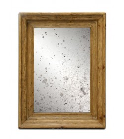 CROWN OGEE WALL MIRROR