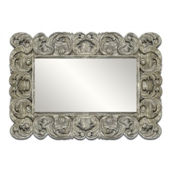 MIRROR CHAMBORD SUPER GRAND (ANTIQUE GESSO)