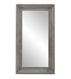 CROWN OGEE FLOOR MIRROR