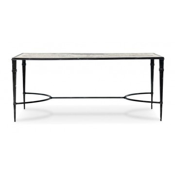 ARDENAY COCKTAIL TABLE BASE ( GUN METAL )
