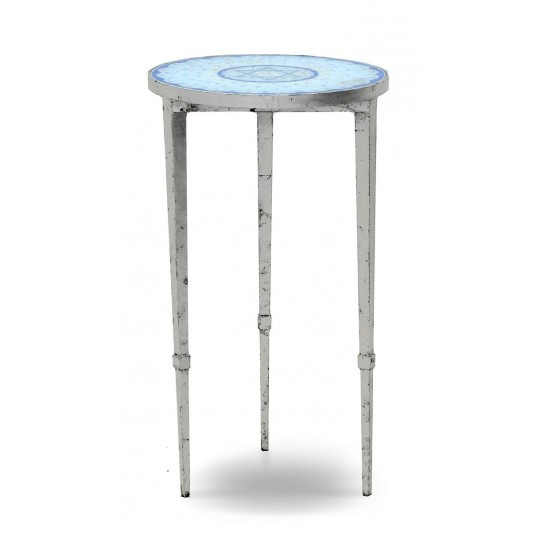 END TABLE ( SILVER LEAF )-