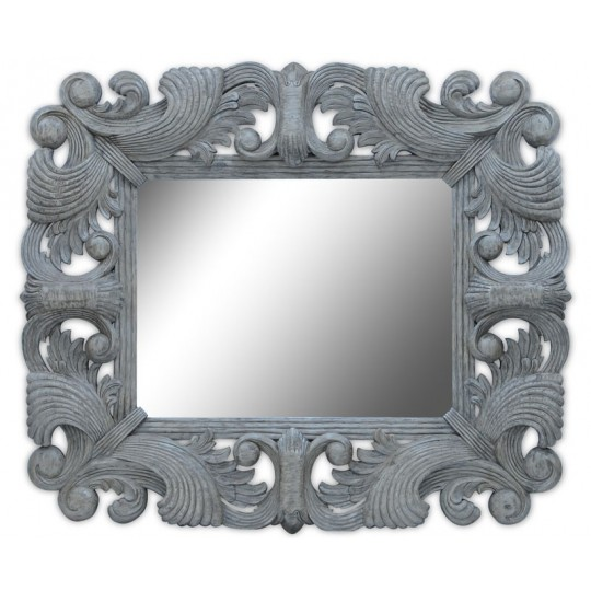 LARGE SCROLL MIRROR