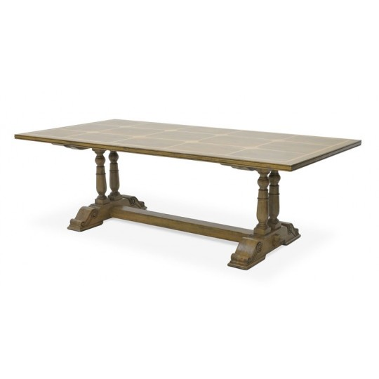 BALUSTER TABLE