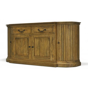 ELIPTICAL SIDEBOARD