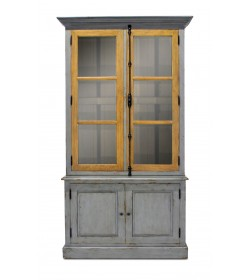 FLEMMING DISPLAY CABINET 4 DOOR