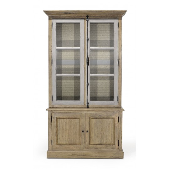 FLEMMING DISPLAY CABINET