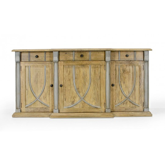 BREAK FRONT SIDEBOARD 3DR 3DWR