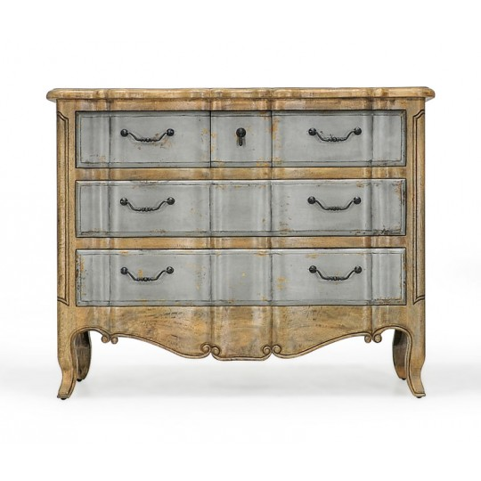 FRENCH COMMODE 5 DRAWER