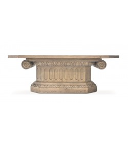 IONIC DINING TABLE